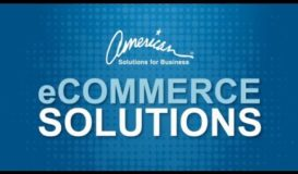 eCommerce Solutions  | American Solutions for Business